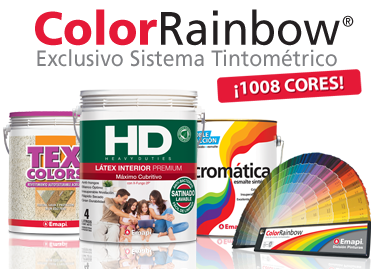 Sistema Tintometrico - Color Rainbow
